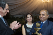 Win of the Top Cyprus Shipping Award